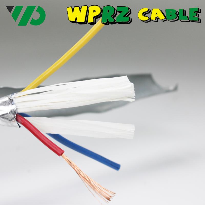 RVVP22 <span class=keywords><strong>3x2</strong></span>. 5mm2 기갑 브레이드 구리 및 알루미늄 호일 방패 와이어 600 볼트 전원 <span class=keywords><strong>케이블</strong></span>