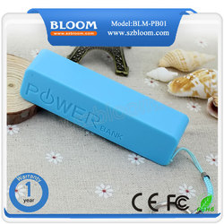 Shenzhen power bank mobile phone accessories factory in china