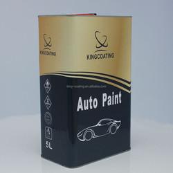 Automotive Refinish Car Paint