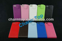 High Quality Leather Flip Case For Apple iPhone 5 5G