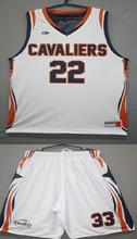 2014 estableció la sublimación del uniforme del baloncesto al por mayor / Baloncesto Baloncesto Uniformes Jerseys Servicio OEM