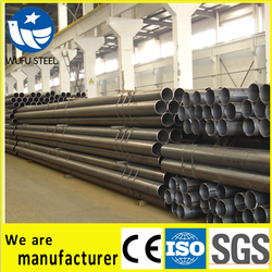 CARBON BLACK steel pipe/tube manufacturing company