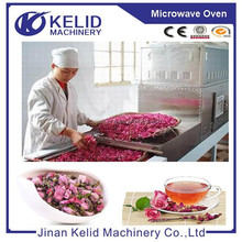 2015 New Product Microwave Curing of Drying Sterilizing Machine