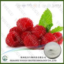YOUGU supply Raspberry keton 98.0%HPLC