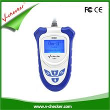 V-checker V201 V500 OBD OBD2 EOBD universal car scan tool