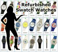 Creative and Professional online shop design for Swatch