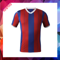 best quality low MOQ quick dry custom soccer jersey/football shirts