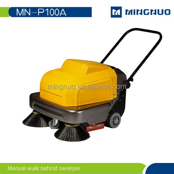 walk floor cleaning machine