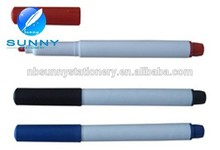 3 color pizarra marcador de tinta, de recarga de tinta marcador de pizarra
