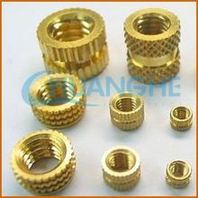 china supplier mobile phone copper nut/screws/shaft core fastener