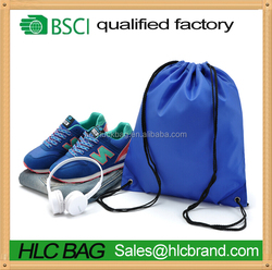 Factory direct cheap sport/GYM/daily lightweight drawstring backpack bag