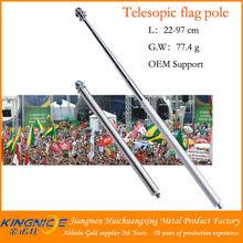 kingnice weighted base flag pole