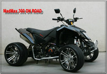 300cc 4 wheelers atv for adults from Zhejiang