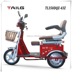Tailg good design tricycle passenger taxi three wheels motorcycle