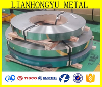 SUS 301 Stainless Steel Hard Material 1/4H 1/2H 3/4H FH EH SH 180-580HV