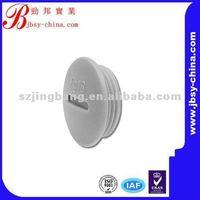 Plastic screw plug