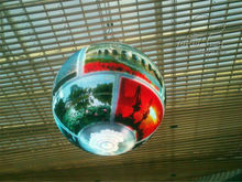 Bolas leds todo color interior para exhibición o publicidad