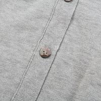 однобортный жилет юбка длинный свитер без рукавов жилет юбка женщин