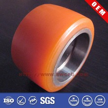 PU Load wheel with Bearings used in Forklift Truck