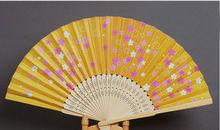 Handicraft Hand Bamboo Fan