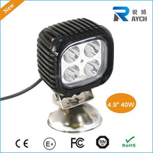 "Hot Sale! 12v 24v C ree 40w auto led work light led driving light 5"" 40W Aluminum front headlight for cars truck off road Jeep"
