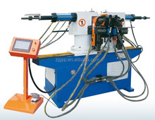 Double Head Hydraulic bending Mahcine, SW-38A-90, Square Tube bender