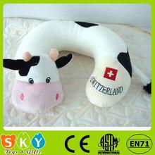 plush memory foam car seat pillow pet neck pillows