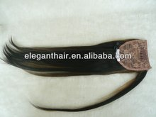 Fashion straight synthetic hair ,can heat resistant