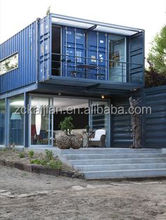 Two or Multi Level Prefab Container House