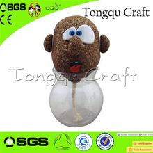 Latest branded promotional items grass head plants corporate gift suppliers , promotion products