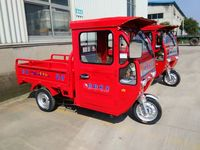 3 wheeler steering electric cargo tricycle