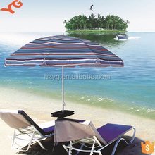 40 Inch Beach Umbrella for business Garden Umbrella Tilt Mechanism For Patio Umbrella