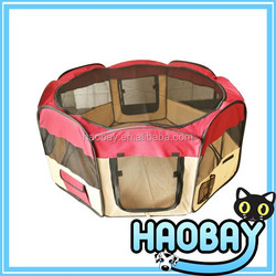 Pet handmade dog pen wholesales dog pen