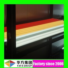 2015 new arrival 600-2400mm multi colorful T8 led tube lights with 3 5 years warranty