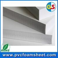 white Plaswood 1.22m*2.44m 3mm 4mm