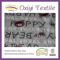 polyurethane laminate polyester micro velvet fabric