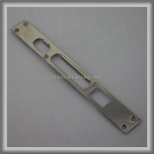 stainless steel door lock latch strike plates from china