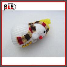 Hot sale fashion christmas snowman in bulk