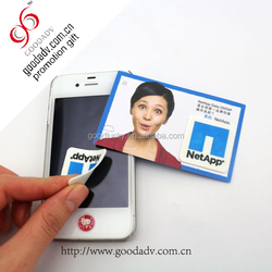 pvc free removable stickers / stickers custom / mobile screen cleaner
