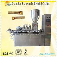 Best price ointment filling machine/salve fill machine/plastic tube sealer
