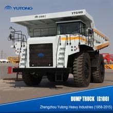 Fábrica de alta qualidade Tipper Semi reboque do caminhão de Yutong
