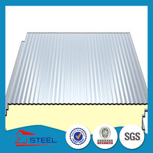 150mm thick polyurethane sandwich panel for wall