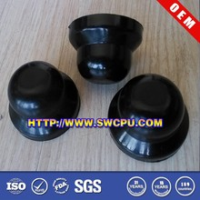 Customized black PU block used for car jacks