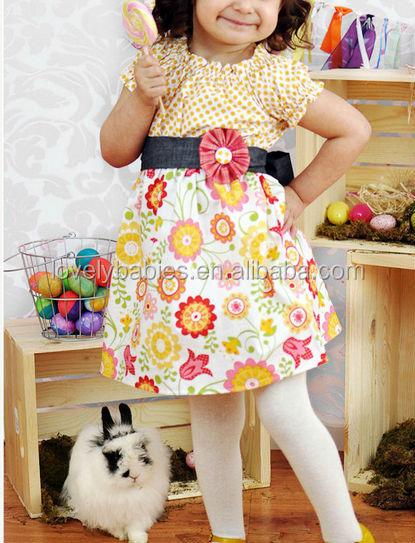 Fashion Design Crochet Baby Kids Dress Knitting Patternchildren