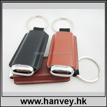 Bulk 256MB USB Flash Drive Black Color Leather