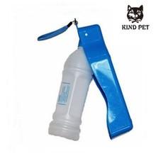 Pet product drinker for dog plastic drinker bottle