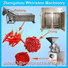 fruit and vegetable dryer machine/black pepper dehydrator machine/chilli powder machine price
