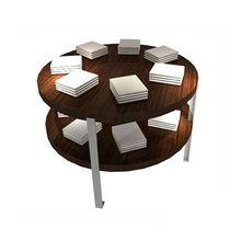 livre permanente de prateleiras de madeira para crianças