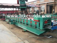 Wind Dust shield forming machine