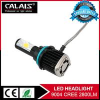 2800lm led car headlight Kit H7 5202 H11 9005 9006 H13 9004 9007 H4 led car headlight used for kawasaki z250